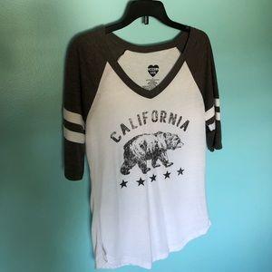 California State Bear Shirt